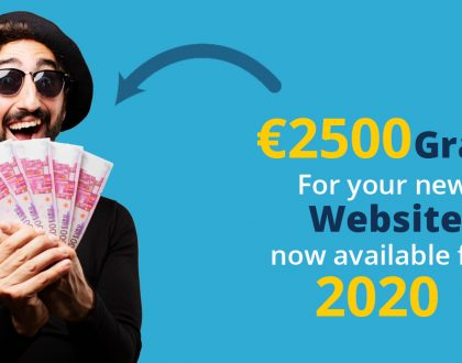2020 Grants of up to €2500 for your New Website with the NDS Trading Online Voucher - Donegal Local Enterprise Office